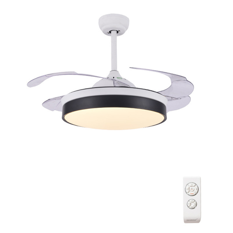 Intelligent voice control Modern Ceiling Fan Lamps Acrylic Led Simple Lights Remote Control Ventilador 36Inch 220vIntelligent voice control Modern Ceiling Fan Lamps Acrylic Led Simple Lights Remote Control Ventilador 36Inch 220v