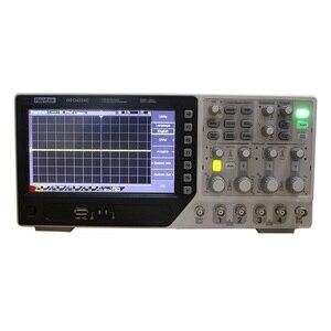 Image 1 - Hantek DSO4204C הדיגיטלי אוסצילוסקופ 200 mhz 4 ערוצים USB נייד מחשב LCD Osciloscopio רכב + שלוחה + DVM + אוטומטי טווח פונקציה