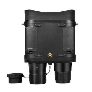 Image 5 - Nv400B binoculares de visión nocturna Digital para caza 7X31, gafas Lcd de visión diurna y nocturna, telescopio para caza