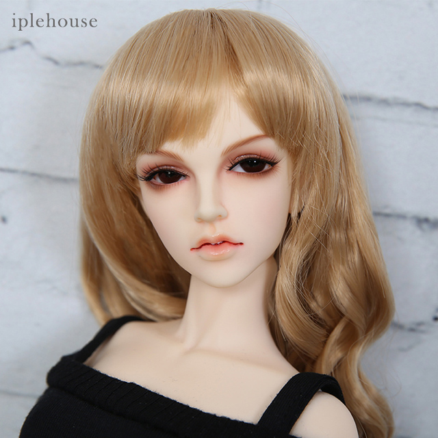 Free Shipping Iplehouse Violet JID BJD Dolls IP 1/4 Fashion High Quality Resin Figure Toy For Girls Best Gifts Dollshe 3