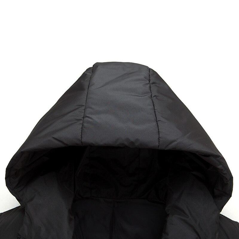 Hombres Inverno Abajo Alta Invierno Calidad De Grueso Scasaco Blanco Xd646 Caliente Pato 2018 Chaqueta Gray Ropa Masculino black X68wtzqn