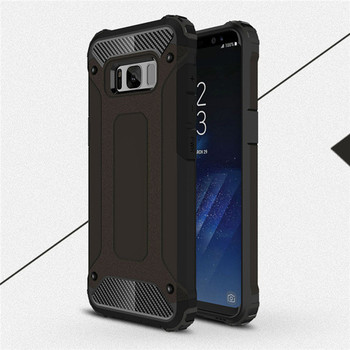 Galaxy S8 Shockproof Bumper Case Protect Slim Thin Excellent Grip