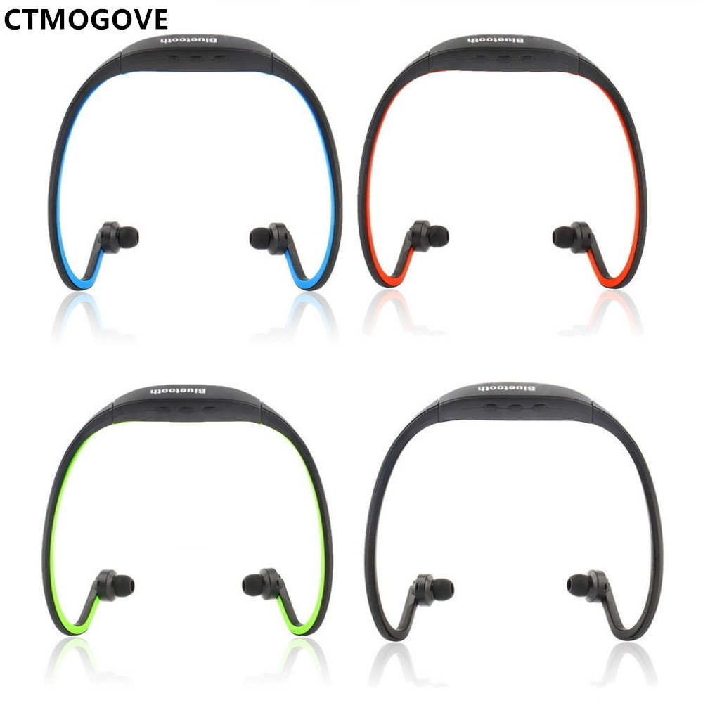CTMOGOVE Original S9 Bluetooth 4.0 Earphone Headphones Headset for iPhone 4s 5s 6 6s for Samsung S4 S5 S6 S7 Android Phone