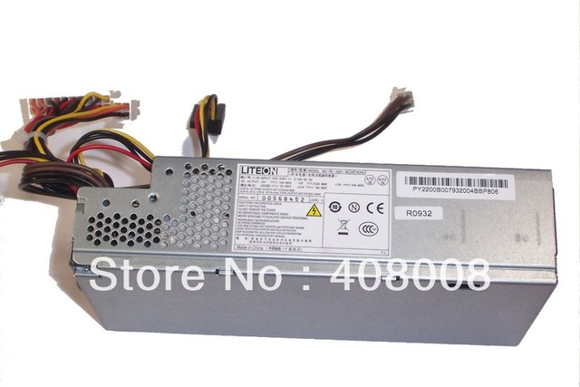 US $50 0 |For Genuine Acer Gateway eMachines DPS 220UB A   PS 5221 06 PS  5221 9 CPB09 D220R Slim Desktop 220 Watt Power Supply -in PC Power Supplies