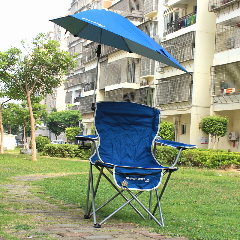 Awe Inspiring Us 49 0 20 Off Outdoor Quik Shade Adjustable Canopy Folding Camp Chair Portable Fishing Camping Reclining Lounging Chair Heavy Duty 100Kg In Fishing Gmtry Best Dining Table And Chair Ideas Images Gmtryco