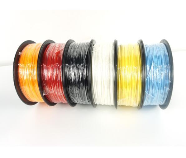 3d yazıcı filament PLA 1 KG başına rulo