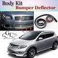 Бампер Передний Спойлер Губы Для Nissan Murano Z51 Дефлектор Юбка для TopGear Друзей для Тюнинга Автомобилей/Обвес/Полосы