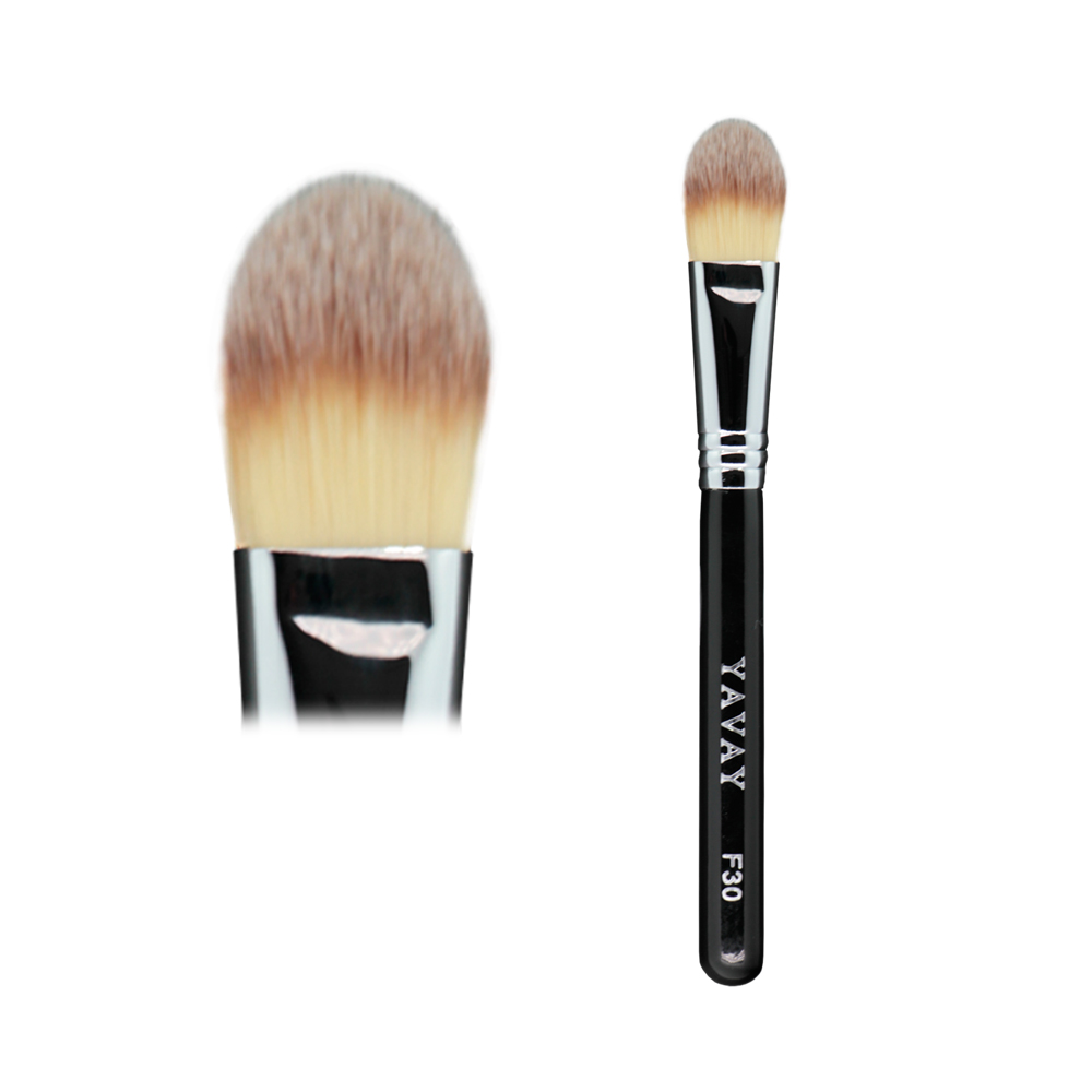 YAVAY F30 Foundation High Quality Brush Makeup Brush BBCream Brush top quality foundation brush angled makeup brush
