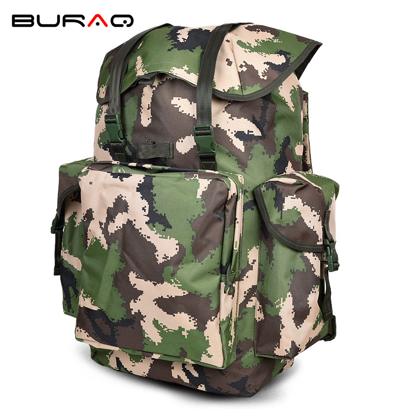 Outdoor Backpack 50L Military Tactical Backpack Rucksack Camping Traveling Hiking Trekking Bag Climbing Bag FOR Hunting T0087 outlife new style professional military tactical multifunction shovel outdoor camping survival folding spade tool equipment