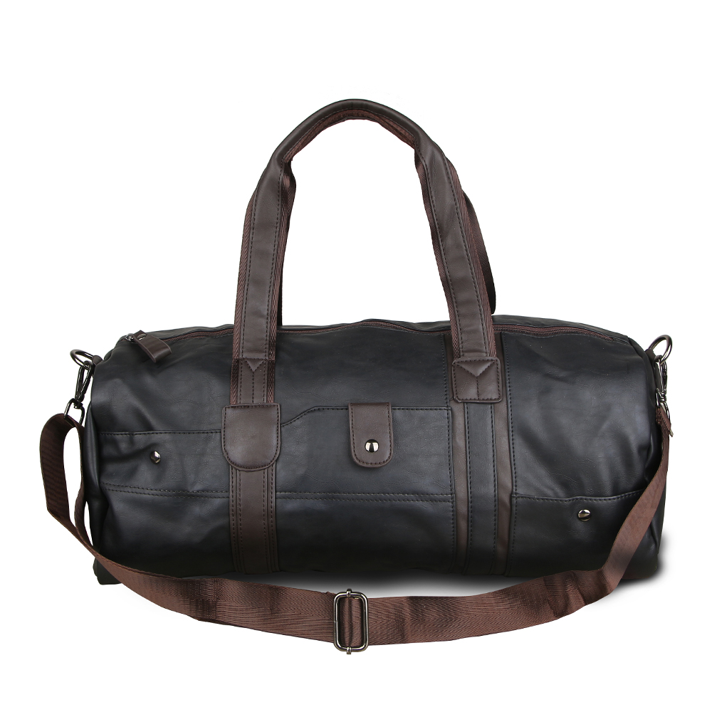 Compare Prices on Mens Leather Gym Bag- Online Shopping/Buy Low ...