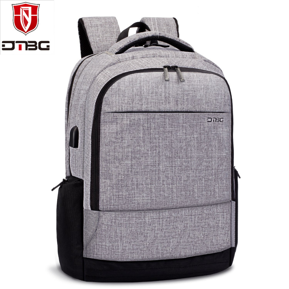 70020bbfc DTBG 17.3 inch Laptop Backpack With USB Charging Port Multi-compartment Men  Women Backpack Waterproof School Bag fit for Teenage