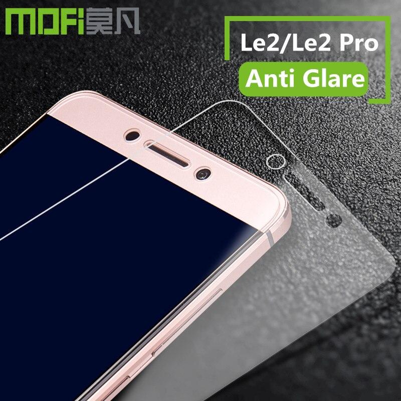 Letv le 2 pro glass tempered MOFi Leeco le 2 pro screen protector HD anti glare x620 x527 x520 leeco Le S3 X626 glass film 5.5