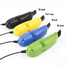 Hot Sale Computer Keyboard Mini USB Vacuum Cleaner for PC Laptop Desktop Notebook Keyboard Dust Cleaning Brush