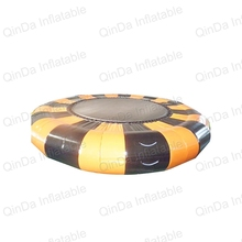 Good quality inflatable water trampoline for sale,inflatable water floating,water jumps