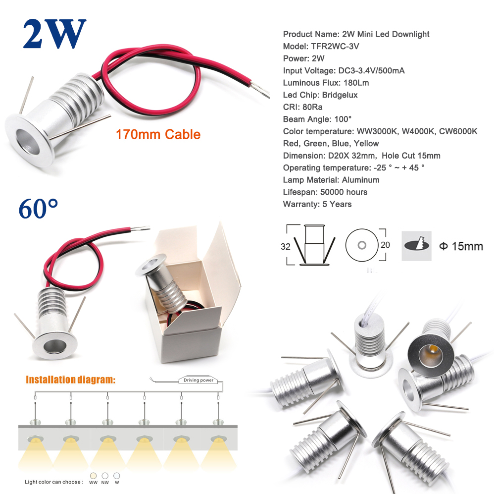 8 Pcs Lot 4 Inch 18w Led Spotlight Car Lights Waterproof Led 12v 24v  Reverse Light Wiring Diagram 100 Watt Spotlight Wiring Diagram