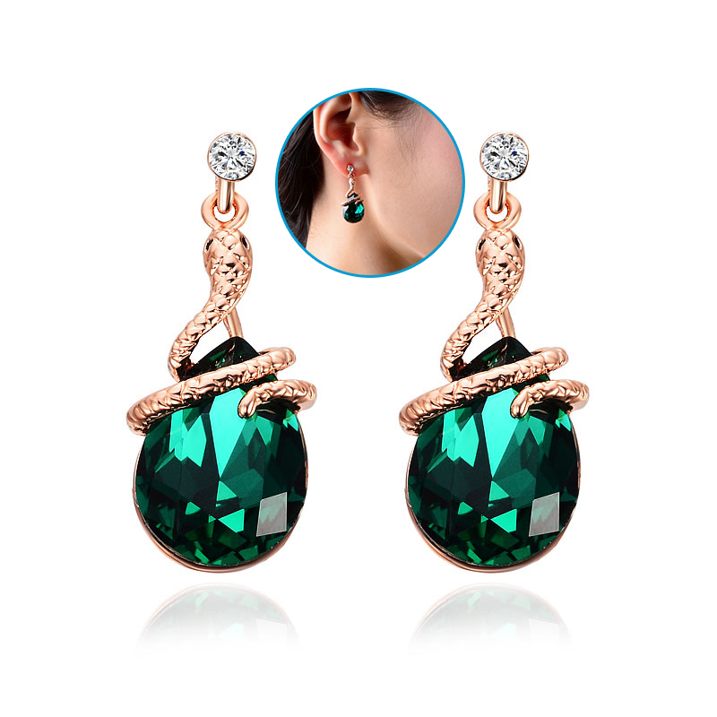 Buy Fine Wedding Jewelry Fashion High Quality Austrian Crystal Summer Style