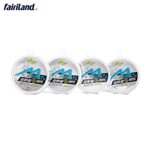 100M Best Fluorocarbon Fishing Line monofilament fishing line invisible fishing line carp fish fluorocarbon leaders lead core
