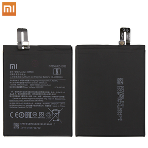 Image 4 - Xiao Mi Original Phone Battery BM4E for Xiaomi Mi Pocophone Poco F1 3900mAh Replacement Batteries Free Tools
