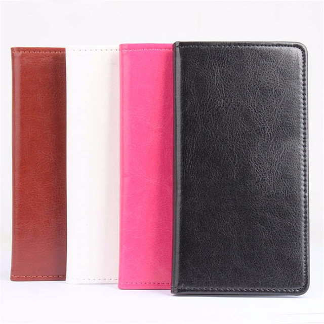 4 Crazy Horse Types Wallet PU Leather Case For Samsung Galaxy Note 7 SM-N930F Magnetic Filp Cover Stand Mobile Phone Bags