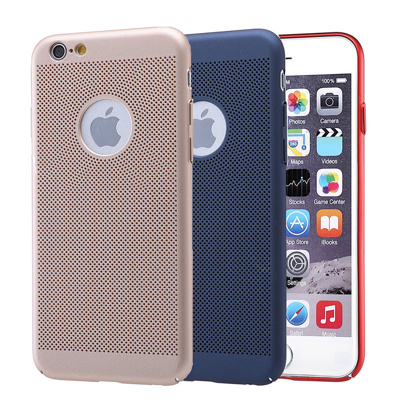 coque iphone 6 plus respirante