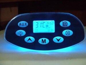 Image 2 - Ethink KL6500 KL6600 KL6700 Yedek Üst Kontrol Touchpad TCP6500 Için Ren ve Fırtına jakuziler