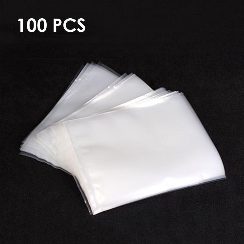 100pcs/lot Vacuum Sealer Bags Food Vacuum Storage Grain Bags For Vacuum Packing Machine Household Packaging Bags