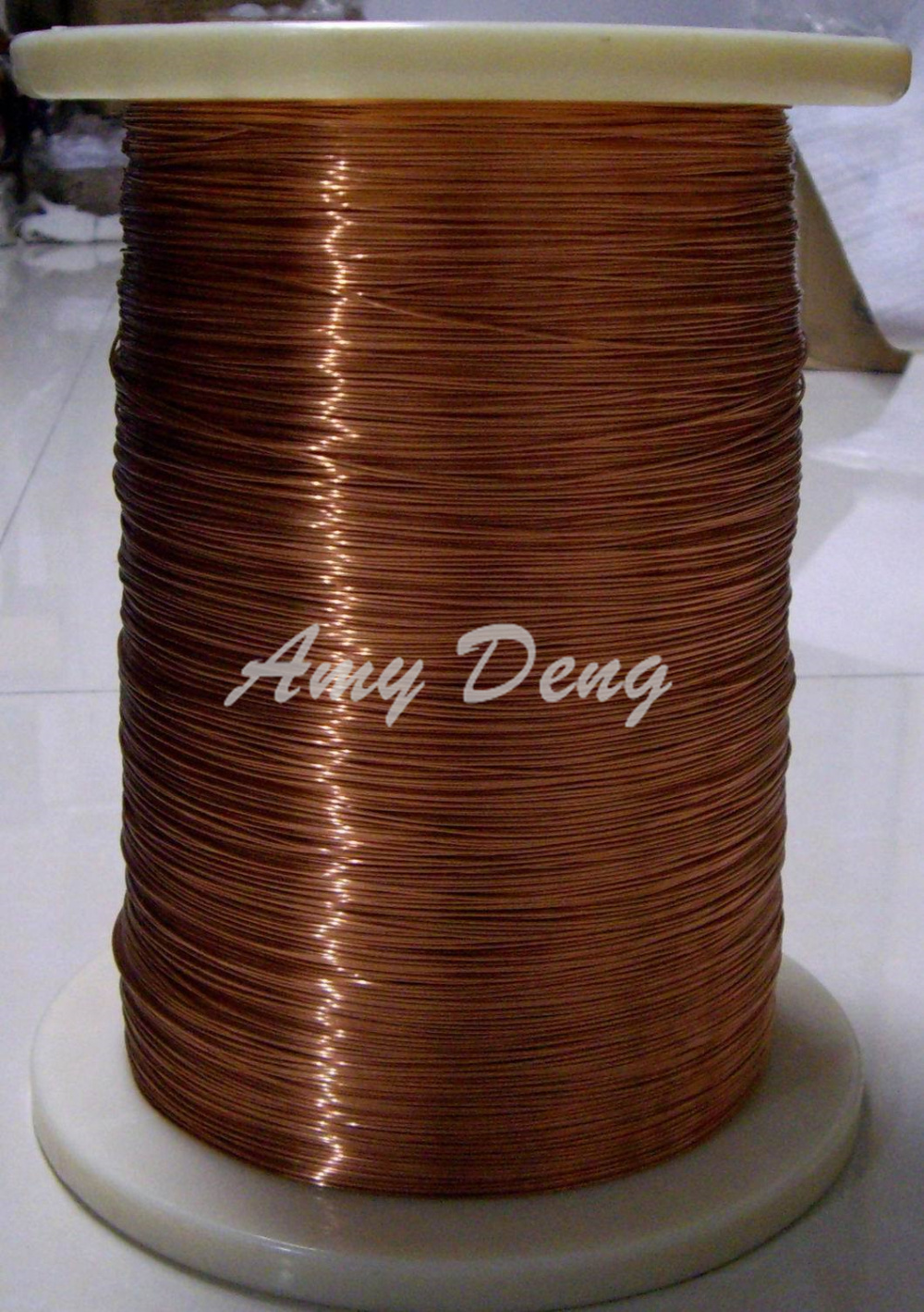 50 meters lot 1 2 mm polyurethane enamel covered wire 2UEW QA 155 copper wire