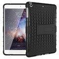 YUNAI Heavy Duty Противоударный противоскольжения Стенд Case Гибридный Мягкий Жесткий Case Cover For iPad Mini 1234 Новый 7.9 дюймов Tablet Cover Case