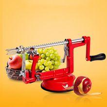 Stainless Steel 3 in 1 Apple Peeler Fruit Peeler Slicing Machine Apple Fruit Machine Peeled Tool apple aoki fruit