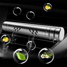Ambientador de coche con estilo, difusor de aroma automático, ambientador automotriz, fragancia de aromaterapia, accesorios