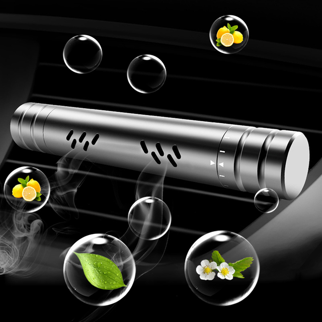 Car Styling Car Air Freshener Auto Smell Flavoring Perfume Diffuser Automotive Air Freshener Fragrance Aromatherapy Accessories