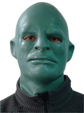 2018 Artificial Halloween Deluxe Quality Latest latex Fantomas mask for wholesale