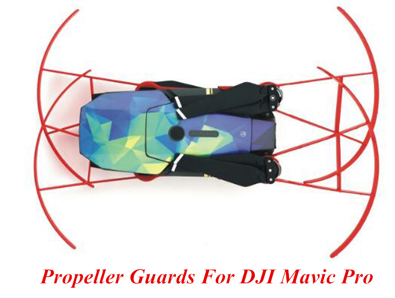 DJI-Mavic-Pro-propeller-protection-ring-UAV-anti-collision-ring-cover-drone-guard-circle-for-Mavic (1)