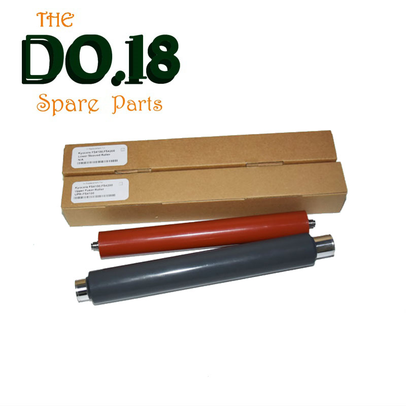 302LV93110 Upper Fuser Heat Roller Lower Pressure Roller for Kyocera FS4100 FS4200 FS4300 M3550 M3560 P3045