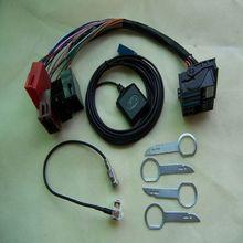 1 компл. RNS-E Bose навигации Системы plug & play адаптер дооснащения для Audi A3 A4 A6