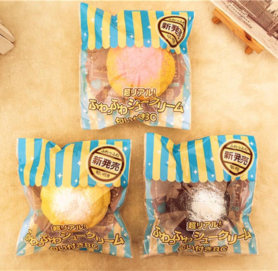 imágenes para Nuevo bollo de crema Lindo encanto blando/PU Muñeca Pad/Wholesale