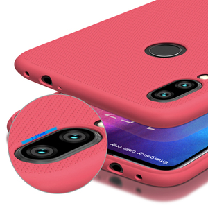 Image 5 - Redmi note 7 case 6.3 NILLKIN Frosted PC Matte hard back cover Gift Phone Holder For xiaomi redmi note 7 pro case Redmi note 7s