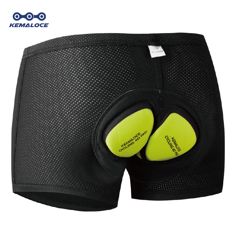 Ladies Cycling Padded Shorts Compression MTB Bicycle Anti-Bac Coolmax Pad NEW