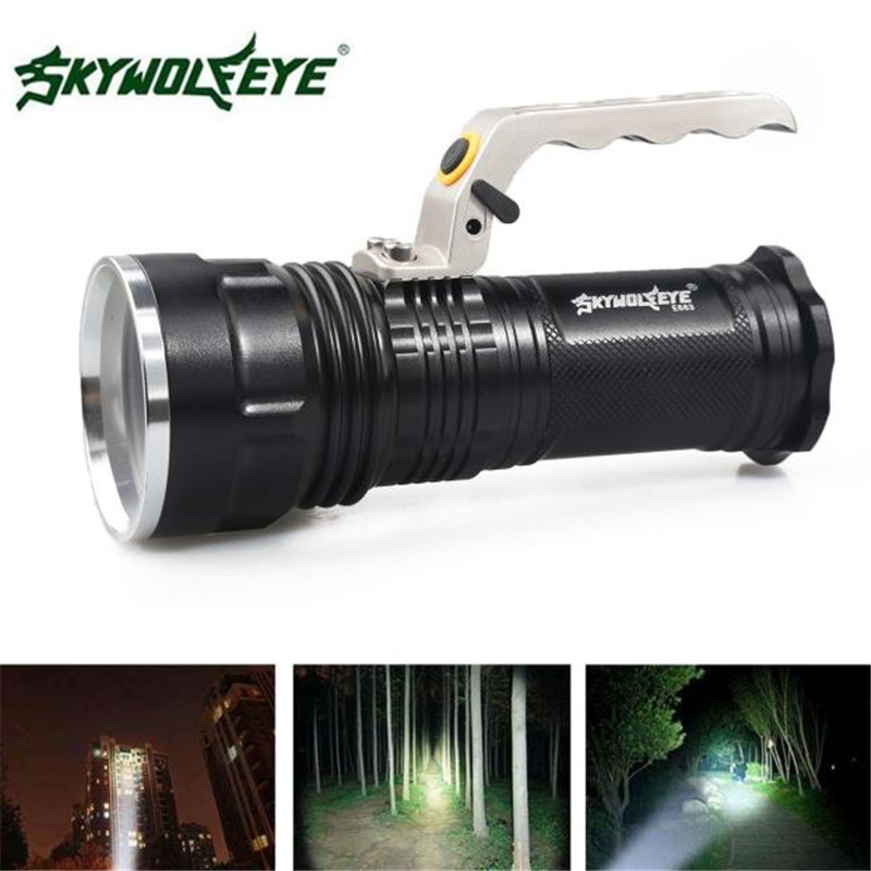 Cycling Bicycle Front Head Torch XM-L 4000LM Rechargeable Police Tactical LED Flashlight Handheld Lamp Bike Accessories M15 p80 panasonic super high cost complete air cutter torches torch head body straigh machine arc starting 12foot