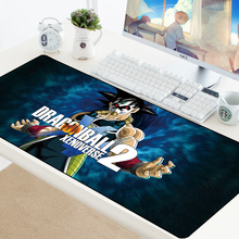 DRAGON BALL Mouse Pad Anime Keyboard Mat Gamer Rubber Lock Edge Notbook Mouse Mat Large Gaming Mousepad PC Desk Padmouse 70x30mm fallout mouse pad gamer 900x400mm notbook mouse mat large gaming mousepad large best seller pad mouse pc desk padmouse