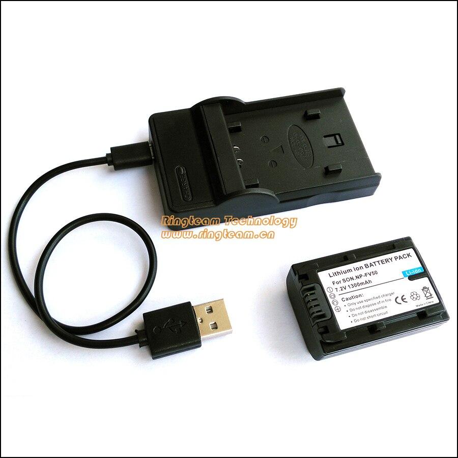 CARICABATTERIE per Sony dcr-sx-63 dcr-sx83 dcr-sx-83