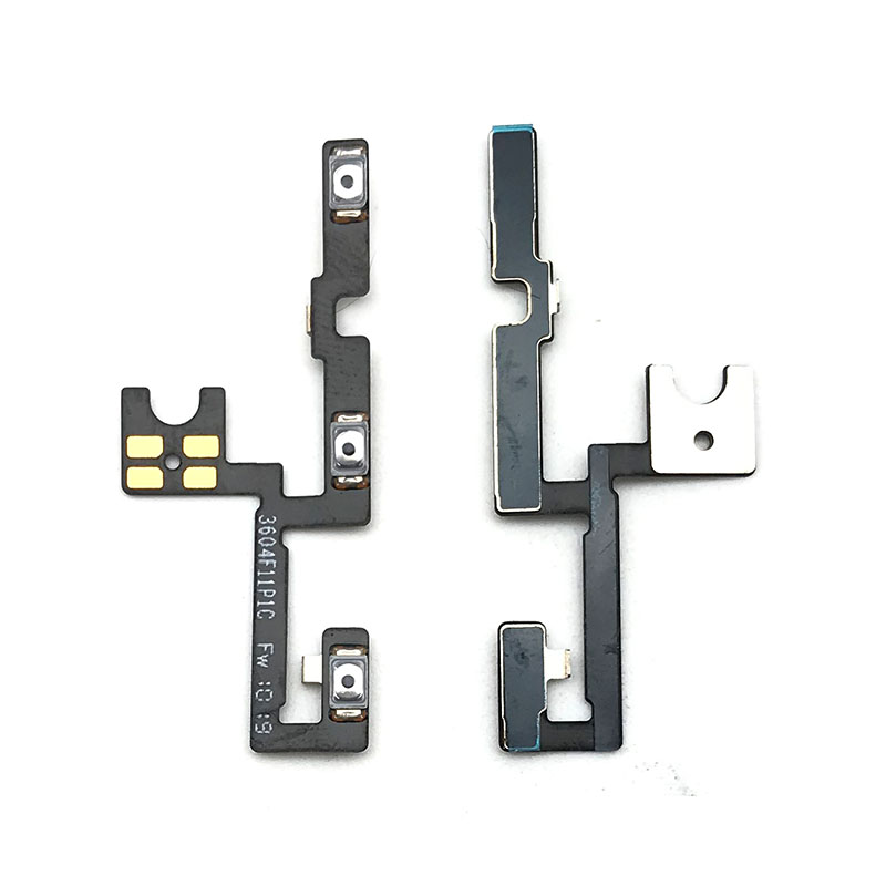 For Xiaomi Redmi K20 Pro For Xiaomi Mi 9T Power On Off Volume Side Button Key Flex Cable Replacement Parts