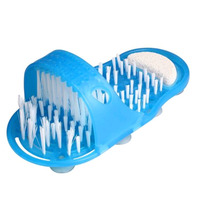 Foot Care 1 Pc Reliable Easyfeet Easy Feet Foot Scrubber Brush Massager Clean Slippers Bathroom Tool