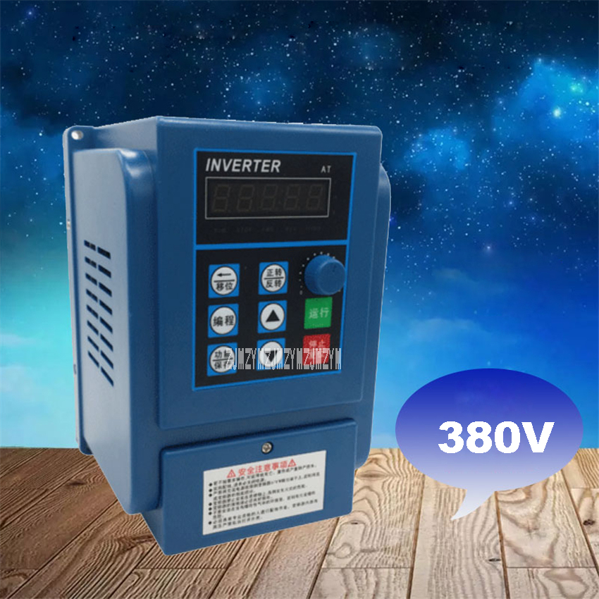 цена на High Quality AT3-2200x Inverter Universal Motor Speed PWM Control Inverters 2200W AC380v Three-phase Variable Frequency Inverter