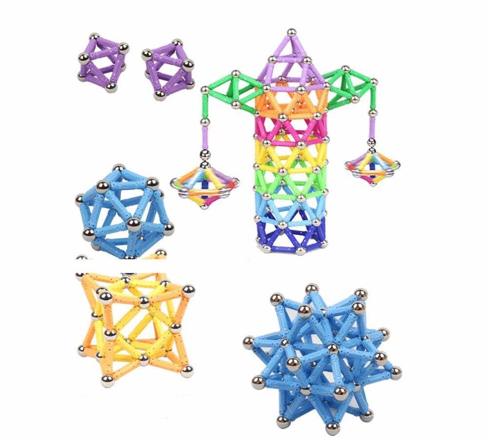 Top Magnetic designer spielzeug für kinder magnetische konstruktor ...