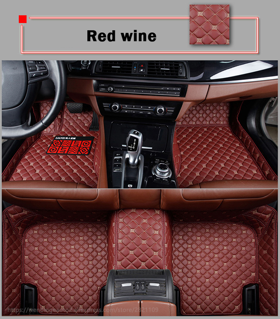 Custom car carpet (7)