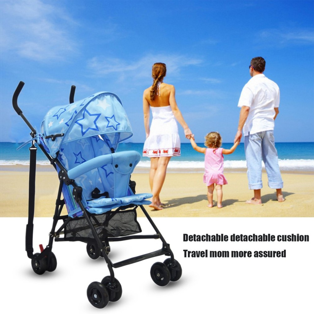 Bloom Flower BF119 Baby Stroller Ultra Light Four Wheels Foldable Portable Lightweight Stroller Easy Carry Umbrella Pram футболка wearcraft premium slim fit printio heisenberg blend