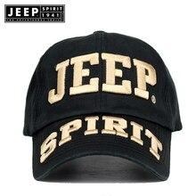 fe5aa9a349113 JEEP SPIRIT Brand Baseball Cap Men Women Snapback Casquette Homme Dad Hat  Adjustable Cotton Cap Hiking