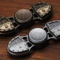 Fidget Spinner Spinner EDC Mano de Rodamientos Personalizados Fidget Juguetes Estilo de la Cruz Para Hombre Tiger Mujeres Cruzado