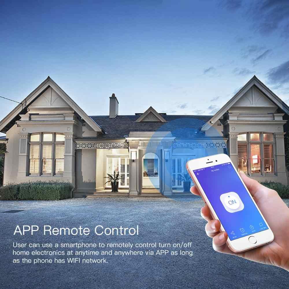 Minitiger inteligentnego domu 1/2/3/4 Gang 1 way bezprzewodowy WiFi EU Standard przełącznik dotykowy ścienny dotykowy światła, ewelink App sterowania